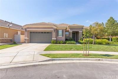 Hemet Single Family Home For Sale: 5480 Corte Viejo