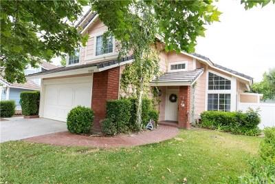 Murrieta Single Family Home For Sale: 39909 Teal Drive
