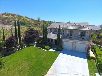 Temecula Single Family Home For Sale: 45161 Fieldbrook Court