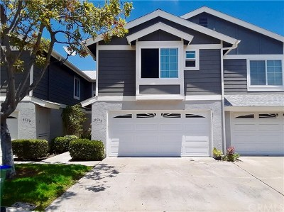 Carlsbad Condo/Townhouse For Sale: 4594 Salem Place