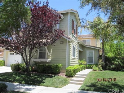 Temecula Single Family Home For Sale: 27524 Lock Haven Court