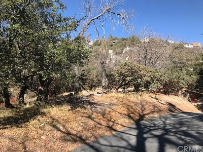 Lake Arrowhead CA Residential Lots & Land For Sale: $79,900