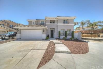 Murrieta Single Family Home For Sale: 29178 Broken Arrow Way