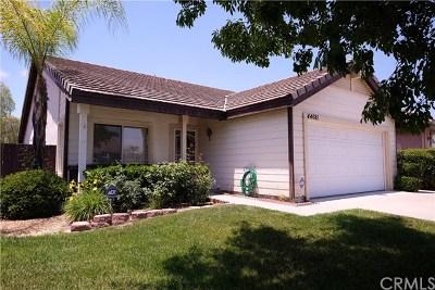 Temecula Single Family Home For Sale: 44681 Corte Veranos