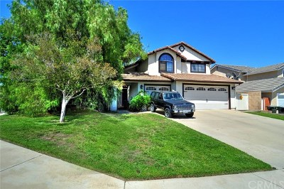 Lake Elsinore Single Family Home For Sale: 15056 Danielle Way