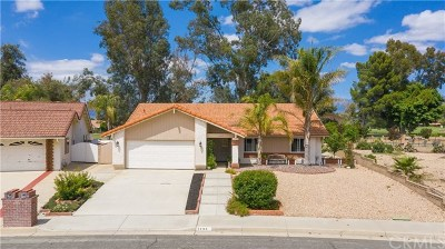 Hemet Single Family Home For Sale: 1290 Sequoia Circle