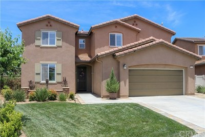 Murrieta Single Family Home For Sale: 31238 Ivy Hill Court