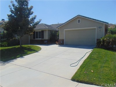 Menifee Single Family Home For Sale: 28473 Scenic Bay