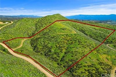 Hemet Residential Lots & Land For Sale: 41095 Voyager Road