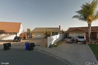 San Diego Single Family Home For Sale: 615 Shepherd Lane