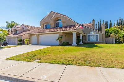 Murrieta Single Family Home For Sale: 40347 Corte Martinez
