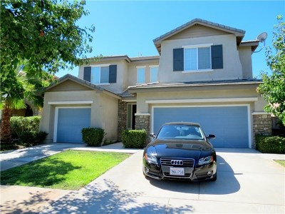 Lake Elsinore Single Family Home For Sale: 24 Via De La Valle