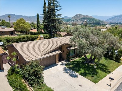Fallbrook Single Family Home For Sale: 4744 Via Serra