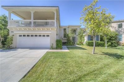 Murrieta Single Family Home For Sale: 26429 Horsetail St