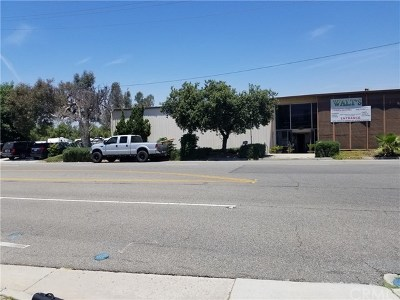 Corona Commercial For Sale: 1275 Railroad Street