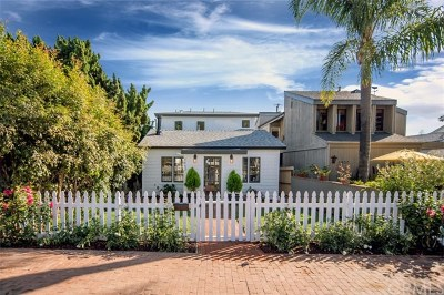 Single Family Home For Sale: 1443 Catalina