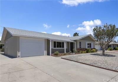 Sun City Single Family Home Active Under Contract: 26700 Par Drive