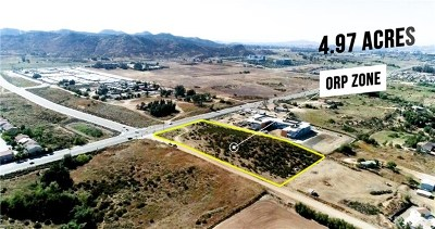 Murrieta Residential Lots & Land For Sale: Whitewood Road