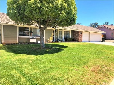 Wildomar Single Family Home Active Under Contract: 22354 Osprey Court