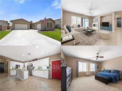 Menifee Single Family Home For Sale: 25671 Mountain Glen Circle