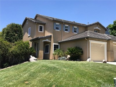 Temecula CA Single Family Home For Sale: $650,000