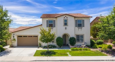 Temecula Single Family Home Active Under Contract: 32561 Glick Court