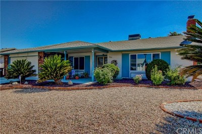 Menifee Single Family Home For Sale: 27671 Sandtrap Drive