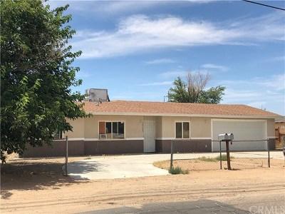 Adelanto Multi Family Home For Sale: 18008 Bellflower Street
