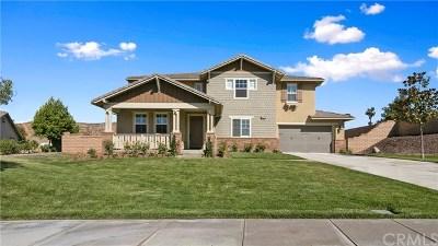 Riverside, Temecula Single Family Home For Sale: 13285 Ridge Route Road