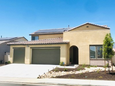 Beaumont Single Family Home For Sale: 1342 Galaxy Drive