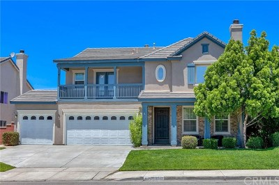 Murrieta Single Family Home For Sale: 30634 McGowans