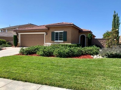 Lake Elsinore Single Family Home For Sale: 35104 Fennel Lane