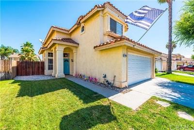 Menifee Single Family Home For Sale: 28266 Inspiration Lake Drive