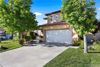 Murrieta, Temecula Single Family Home For Sale: 45948 Via La Colorada