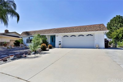 Menifee Single Family Home For Sale: 25920 Whitman Road