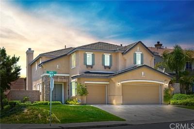 Murrieta Single Family Home For Sale: 30461 Savoie Street