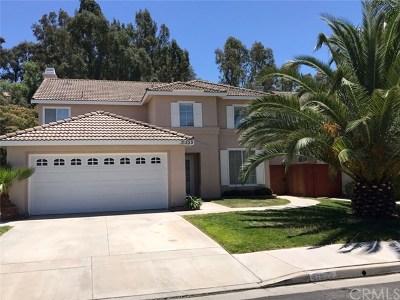 Temecula Single Family Home For Sale: 31535 Loma Linda Road