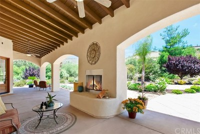 Temecula Single Family Home For Sale: 43840 De Luz Road