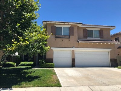 Lake Elsinore Single Family Home For Sale: 21 Ponte Loren