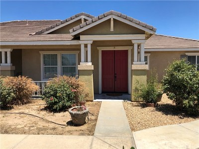 Perris Single Family Home For Sale: 3605 Buttercup Circle