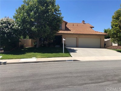 Wildomar Single Family Home For Sale: 35639 Aster Drive