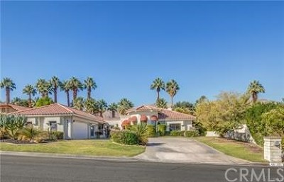 Palm Desert CA Single Family Home For Sale: $582,500