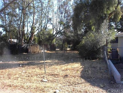 Lake Elsinore Residential Lots & Land For Sale: Sutherland Avenue