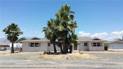 Hemet Single Family Home For Sale: 27020 Santa Fe Street