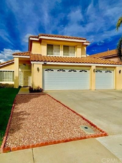 Moreno Valley Single Family Home For Sale: 16686 Sir Barton Way