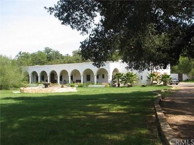 Murrieta CA Single Family Home For Sale: $1,480,000