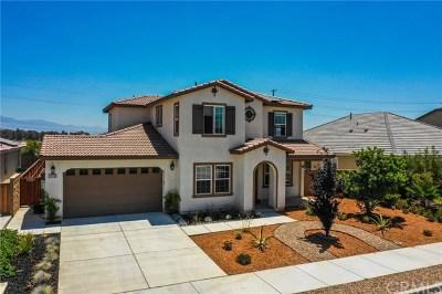Menifee Single Family Home For Sale: 28208 Spring Creek Way