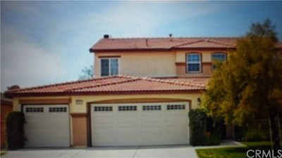 Murrieta Single Family Home For Sale: 35821 Bobcat Way