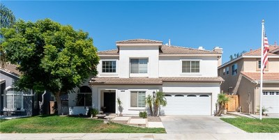 Murrieta Single Family Home For Sale: 39321 Calistoga Drive