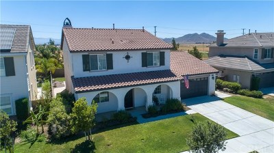 Menifee Single Family Home For Sale: 28404 Spring Creek Way